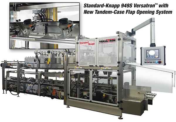 949S Now Features Tandem-Case Flap Opening System