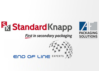 Standard-Knapp is joining the End of Line Packaging Experts