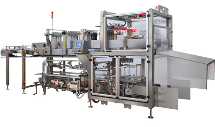 Standard-Knapp Introduces 939EZ Versatron™ Case Packer
