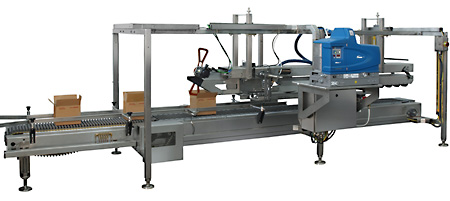 Standard-Knapp Announces New Continuous-Motion Case Sealer