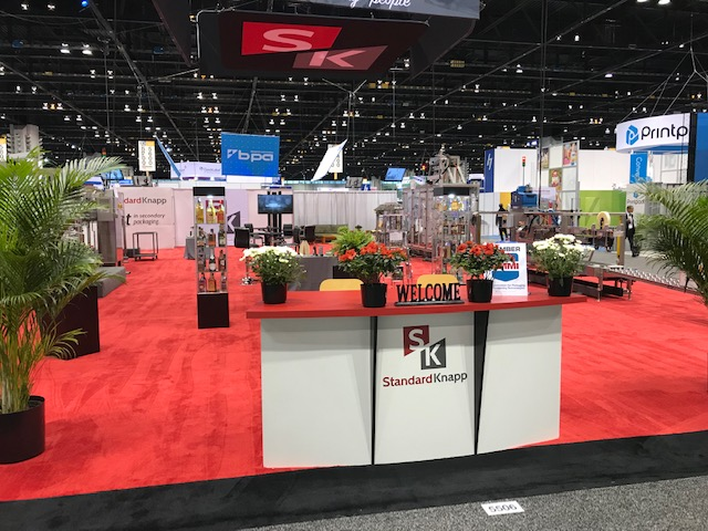 Pack Expo a Success for Standard-Knapp