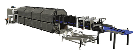 Standard Knapp Announces 298 Tritium Trayshrink Packer – Single Machine Supports Tray, Pad, or Unsupported Pack Styles