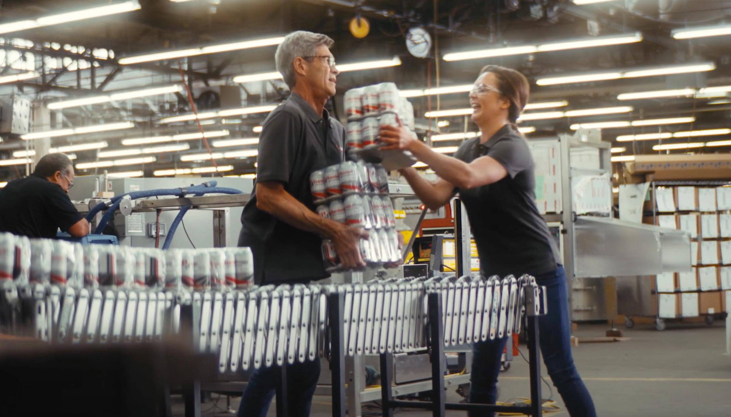 Standard-Knapp Featured in New Liberty Bank Commercials